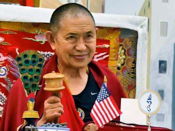 Garchen Rinpoche 90