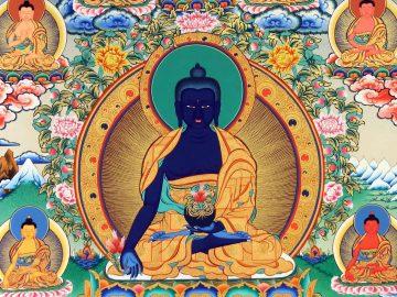 Medicine Buddha_Crop
