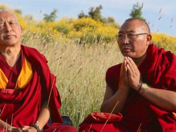 Lama-Zopa-Rinpoche-and-Dagri-Rinpoche