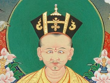 10th-Karmapa-by-Pema-Rindzin-close-up-of-face