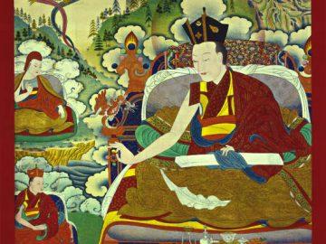 23.The 8th Karmapa, Mikyo Dorje