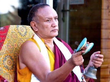 Orgyen Tobgyal Rinpoche1