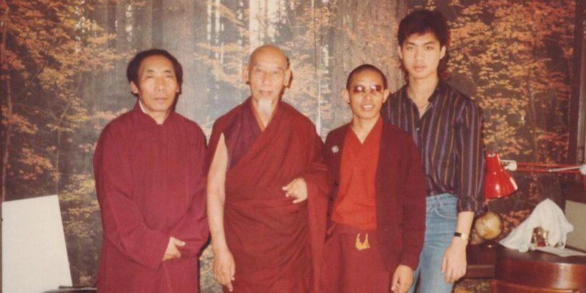 Zongtrul Jetsun Losang Tsondru Thubten Gyaltsen