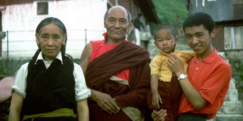 Kangyur Rinpoche