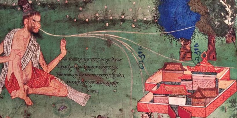 Important Dzogchen Preliminary Practice of the Voice