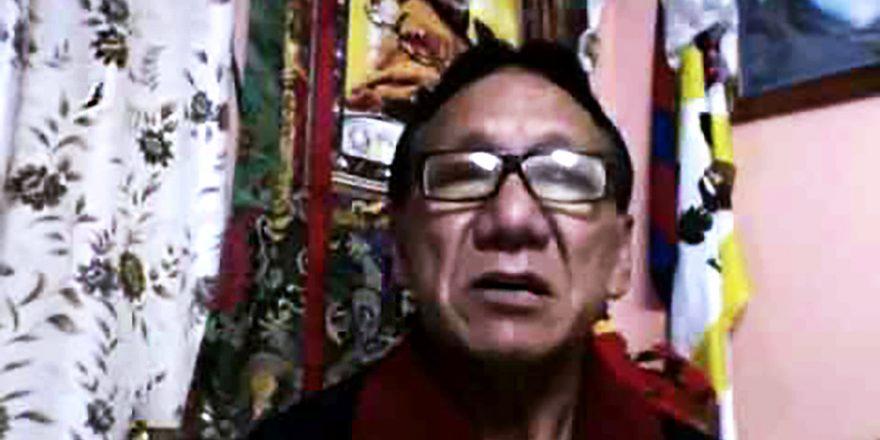 Tsewang Paljor