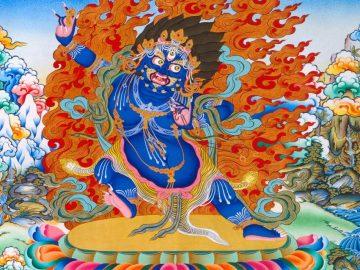 Vajrakilaya-Mantra-Vajrapani-Mantra-Om-Vajrapani-Hum-Lyrics-Benefits